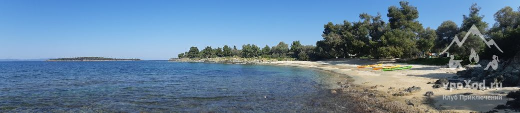 «Греческая Одиссея» авто-тур + путешествие на скоростных лодках (Разведка)
